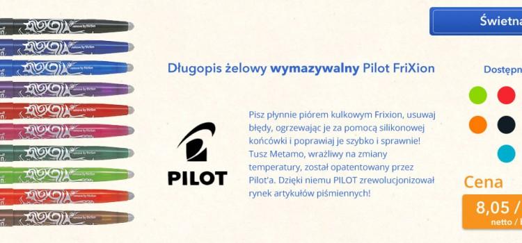 Świetna cena – Pilot FriXion